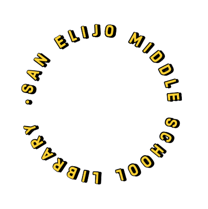 SEMS Library Logo with text in a circle