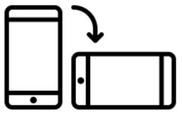 rotate phone
