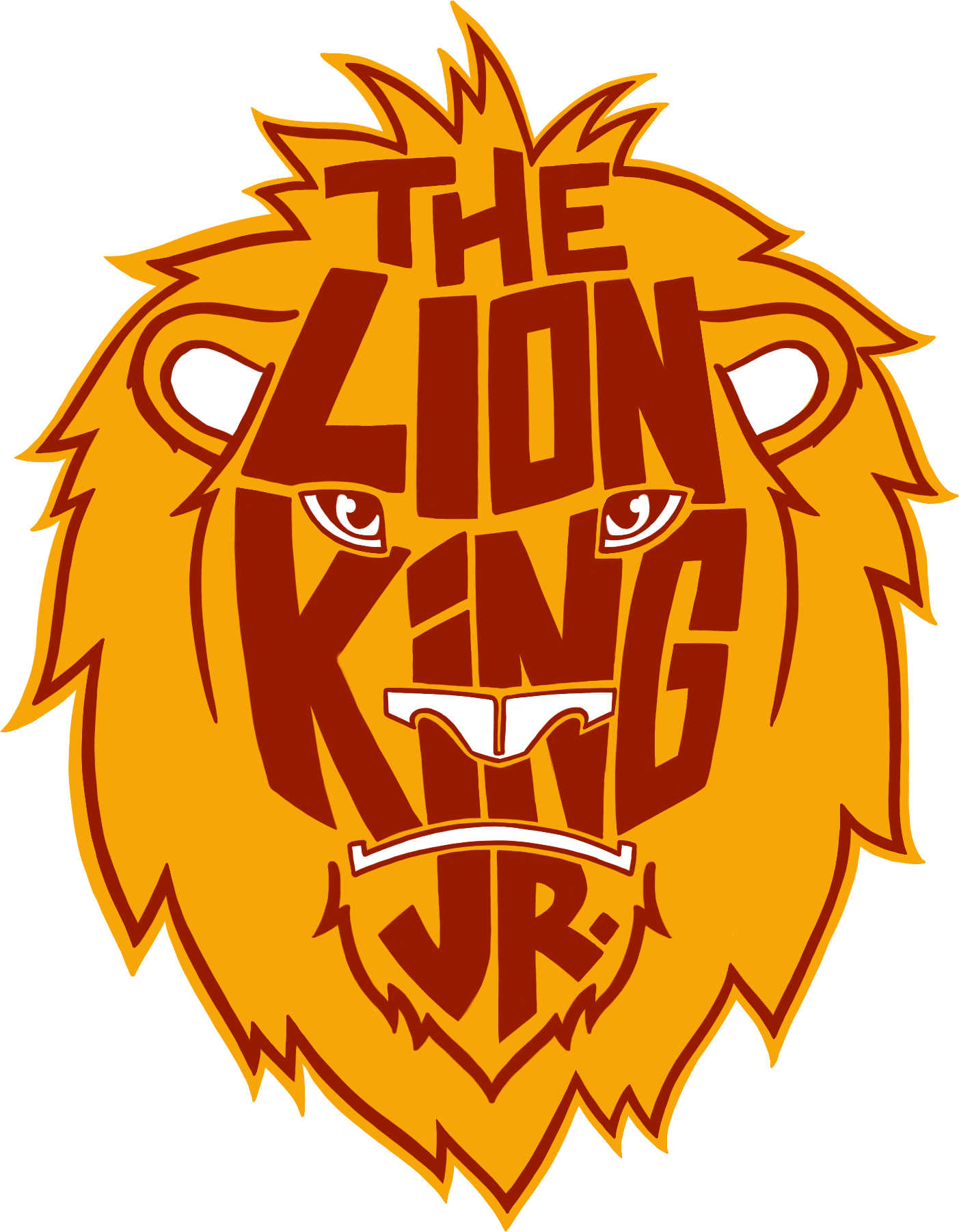 Lion King Jr. Logo